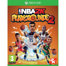 NBA 2K Playgrounds 2 [Xbox One, русские субтитры]