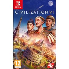 Sid Meier's Civilization VI [NS, русские субтитры]