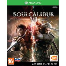 SoulCalibur VI [Xbox One, английская версия]
