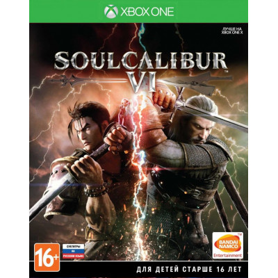 Игра для Xbox One SoulCalibur VI