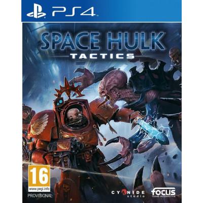 Игра для PlayStation 4 Space Hulk Tactics (русские субтитры)