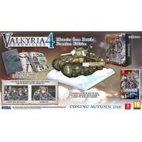 Valkyria Chronicles 4. Collector's Edition [NS, английская версия]