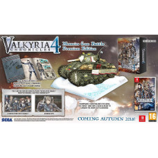Valkyria Chronicles 4. Collector's Edition [NS, английская версия]