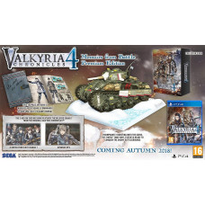 Valkyria Chronicles 4. Collector's Edition [PS4, английская версия]