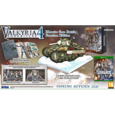 Valkyria Chronicles 4. Collector's Edition [Xbox One, английская версия]