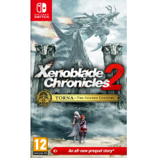 Xenoblade Chronicles 2: Torna - The Golden Country [NS, английская версия]