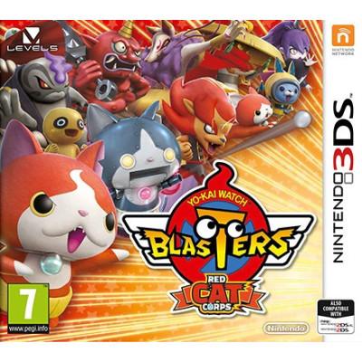 Игра для Nintendo 3DS YO-KAI WATCH BLASTERS: Red Cat Corps (английская версия)