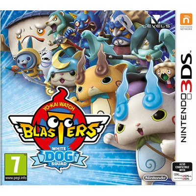 Игра для Nintendo 3DS YO-KAI WATCH BLASTERS: White Dog Squad (английская версия)
