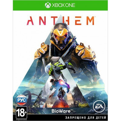Игра для Xbox One Anthem (русские субтитры)