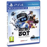 ASTRO BOT Rescue Mission (только для PS VR) [PS4, русская версия]
