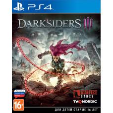 Darksiders III [PS4, русская версия]
