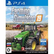 Farming Simulator 19 [PS4, русская версия]