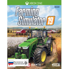 Farming Simulator 19 [Xbox One, русская версия]