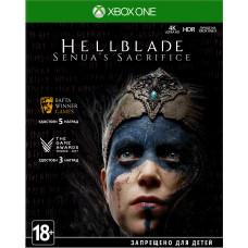 Hellblade: Senua's Sacrifice [Xbox One, русские субтитры]