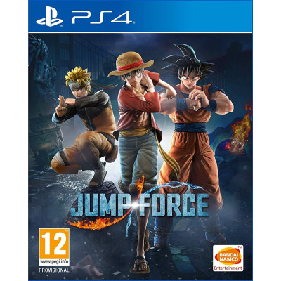 Игра для PlayStation 4 Jump Force (русские субтитры)