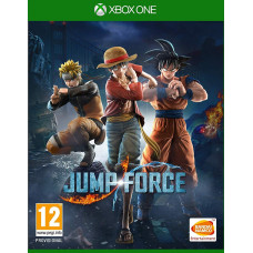 Jump Force [Xbox One, русские субтитры]