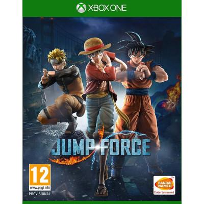 Игра для Xbox One Jump Force