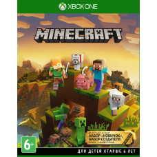 Minecraft Master Collection [Xbox One, русская версия]