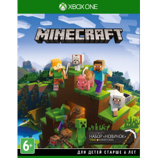 Minecraft Starter Collection [Xbox One, русская версия]