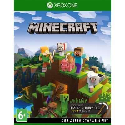 Minecraft Starter Collection [Xbox One, русская версия]