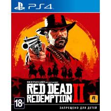 Red Dead Redemption 2 [PS4, русские субтитры]