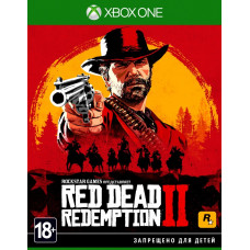 Red Dead Redemption 2 [Xbox One, русские субтитры]
