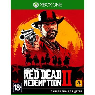 Игра для Xbox One Red Dead Redemption 2