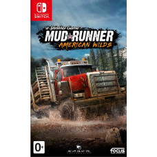 Spintires: MudRunner. American Wilds Edition [NS, русская версия]