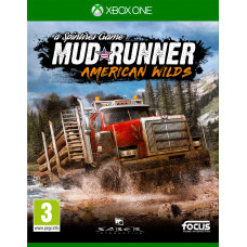 Spintires: MudRunner. American Wilds Edition [Xboc One, русская версия]