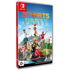 Sports Party [NS, русская версия]