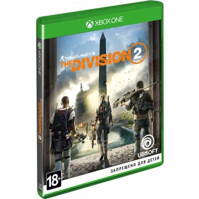 Игра для Xbox One Tom Clancy's The Division 2 (русская версия)