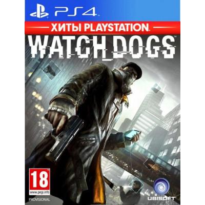 Игра для PlayStation 4 Watch_Dogs (Хиты PlayStation) (русская версия)