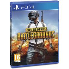 PlayerUnknown's Battlegrounds [PS4, русская версия]
