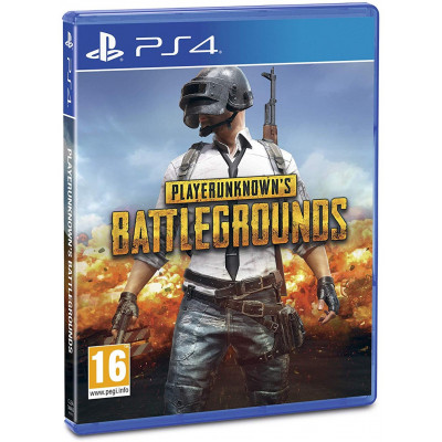 Игра для PlayStation 4 PlayerUnknown's Battlegrounds (русская версия)