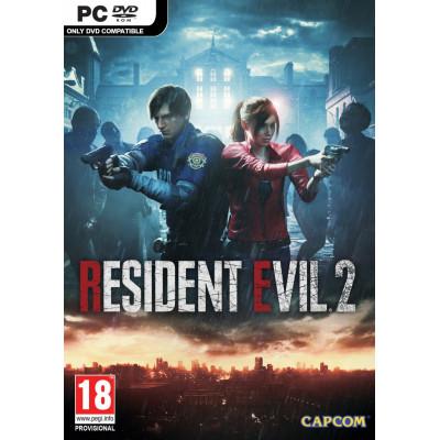 Resident Evil 2 Remake [PC, русские субтитры]