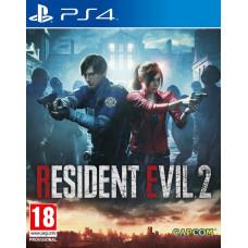 Resident Evil 2 Remake [PS4, русские субтитры]
