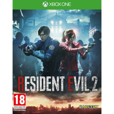 Resident Evil 2 Remake [Xbox One, русские субтитры]