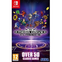 SEGA Mega Drive Classics [NS, английская версия]