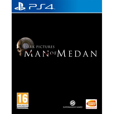 The Dark Pictures: Man of Medan [PS4, русская версия]
