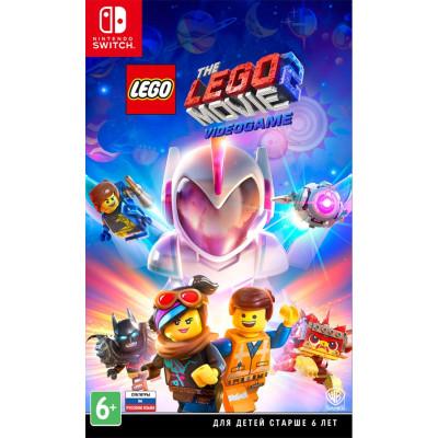 Игра для Nintendo Switch LEGO Movie 2 Videogame (русские субтитры)