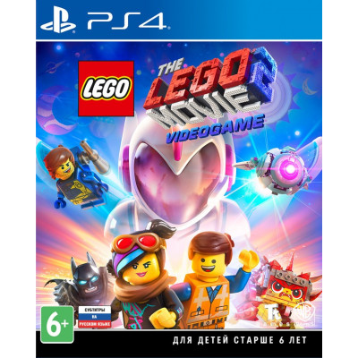 THE LEGO Movie 2 Videogame [PS4, русские субтитры]
