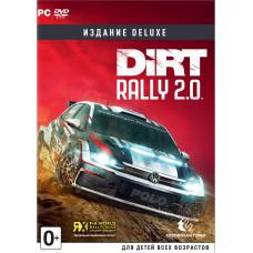 Dirt Rally 2.0. Издание Deluxe [PC, английская версия]