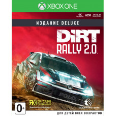 Dirt Rally 2.0. Издание Deluxe [Xbox One, английская версия]