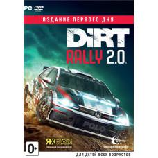 Dirt Rally 2.0. Издание первого дня [PC, английская версия]