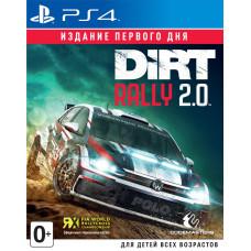 Dirt Rally 2.0. Издание первого дня [PS4, английская версия]