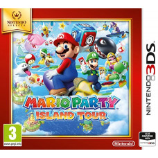 Mario Party: Island Tour (Nintendo Selects) [3DS, английская версия]
