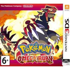 Pokémon Omega Ruby [3DS, английская версия]