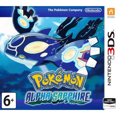 Pokémon Alpha Sapphire [3DS, английская версия]