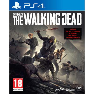 OVERKILL's the Walking Dead [PS4, русские субтитры]