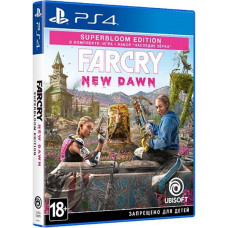 Far Cry: New Dawn. Superbloom Edition [PS4, русская версия]